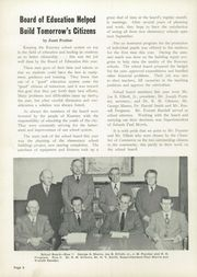 Page 12, 1952 Edition, Longfellow High School - Log Yearbook (Kearney, NE) online yearbook collection