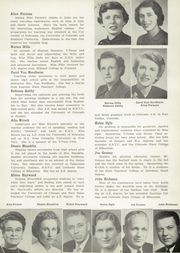 Page 15, 1952 Edition, Longfellow High School - Log Yearbook (Kearney, NE) online yearbook collection