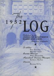 Page 7, 1952 Edition, Longfellow High School - Log Yearbook (Kearney, NE) online yearbook collection