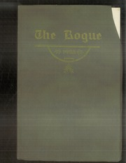 Page 1, 1923 Edition, Ashland High School - Rogue Yearbook (Ashland, OR) online yearbook collection