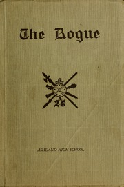 1926 Edition, Ashland High School - Rogue Yearbook (Ashland, OR)