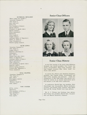 Page 13, 1942 Edition, Ashland High School - Rogue Yearbook (Ashland, OR) online yearbook collection