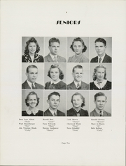 Page 14, 1942 Edition, Ashland High School - Rogue Yearbook (Ashland, OR) online yearbook collection