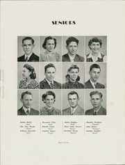 Page 15, 1942 Edition, Ashland High School - Rogue Yearbook (Ashland, OR) online yearbook collection