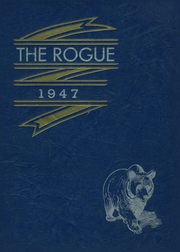 Ashland High School - Rogue Yearbook (Ashland, OR) online yearbook collection, 1947 Edition, Page 1