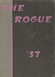 Page 1, 1957 Edition, Ashland High School - Rogue Yearbook (Ashland, OR) online yearbook collection