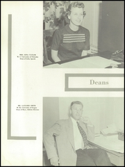 Page 16, 1957 Edition, Ashland High School - Rogue Yearbook (Ashland, OR) online yearbook collection
