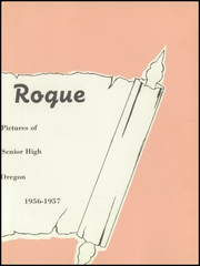 Page 7, 1957 Edition, Ashland High School - Rogue Yearbook (Ashland, OR) online yearbook collection