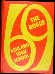 1969 Edition, Ashland High School - Rogue Yearbook (Ashland, OR)