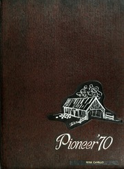 1970 Edition, Pompton Lakes High School - Pioneer Yearbook (Pompton Lakes, NJ)