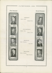 Page 22, 1926 Edition, Burlington Community High School - Pathfinder Yearbook (Burlington, IA) online yearbook collection