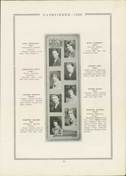 Page 23, 1926 Edition, Burlington Community High School - Pathfinder Yearbook (Burlington, IA) online yearbook collection