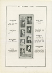 Page 36, 1926 Edition, Burlington Community High School - Pathfinder Yearbook (Burlington, IA) online yearbook collection