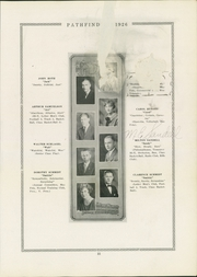 Page 39, 1926 Edition, Burlington Community High School - Pathfinder Yearbook (Burlington, IA) online yearbook collection