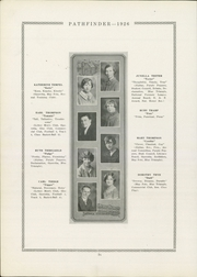 Page 42, 1926 Edition, Burlington Community High School - Pathfinder Yearbook (Burlington, IA) online yearbook collection