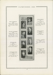 Page 44, 1926 Edition, Burlington Community High School - Pathfinder Yearbook (Burlington, IA) online yearbook collection