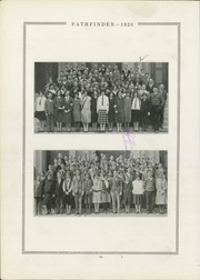 Page 52, 1926 Edition, Burlington Community High School - Pathfinder Yearbook (Burlington, IA) online yearbook collection