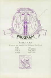 Page 9, 1930 Edition, Burlington Community High School - Pathfinder Yearbook (Burlington, IA) online yearbook collection