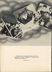 Page 10, 1940 Edition, Burlington Community High School - Pathfinder Yearbook (Burlington, IA) online yearbook collection