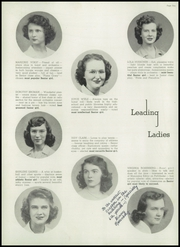 Page 14, 1944 Edition, Burlington Community High School - Pathfinder Yearbook (Burlington, IA) online yearbook collection
