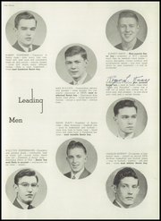 Page 15, 1944 Edition, Burlington Community High School - Pathfinder Yearbook (Burlington, IA) online yearbook collection