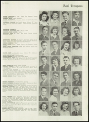 Page 17, 1944 Edition, Burlington Community High School - Pathfinder Yearbook (Burlington, IA) online yearbook collection
