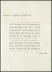 Page 9, 1944 Edition, Burlington Community High School - Pathfinder Yearbook (Burlington, IA) online yearbook collection