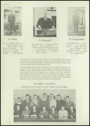 Page 10, 1946 Edition, Burlington Community High School - Pathfinder Yearbook (Burlington, IA) online yearbook collection