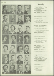 Page 12, 1946 Edition, Burlington Community High School - Pathfinder Yearbook (Burlington, IA) online yearbook collection