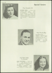 Page 14, 1946 Edition, Burlington Community High School - Pathfinder Yearbook (Burlington, IA) online yearbook collection