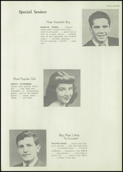 Page 15, 1946 Edition, Burlington Community High School - Pathfinder Yearbook (Burlington, IA) online yearbook collection