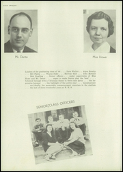 Page 16, 1946 Edition, Burlington Community High School - Pathfinder Yearbook (Burlington, IA) online yearbook collection