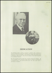 Page 9, 1946 Edition, Burlington Community High School - Pathfinder Yearbook (Burlington, IA) online yearbook collection