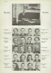Page 10, 1949 Edition, Burlington Community High School - Pathfinder Yearbook (Burlington, IA) online yearbook collection