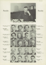 Page 11, 1949 Edition, Burlington Community High School - Pathfinder Yearbook (Burlington, IA) online yearbook collection