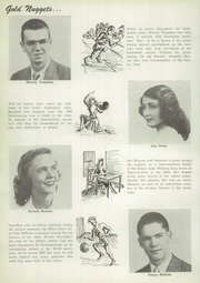 Page 16, 1949 Edition, Burlington Community High School - Pathfinder Yearbook (Burlington, IA) online yearbook collection