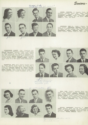 Page 17, 1949 Edition, Burlington Community High School - Pathfinder Yearbook (Burlington, IA) online yearbook collection