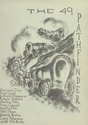 Page 5, 1949 Edition, Burlington Community High School - Pathfinder Yearbook (Burlington, IA) online yearbook collection