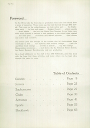 Page 6, 1949 Edition, Burlington Community High School - Pathfinder Yearbook (Burlington, IA) online yearbook collection