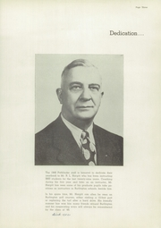 Page 7, 1949 Edition, Burlington Community High School - Pathfinder Yearbook (Burlington, IA) online yearbook collection