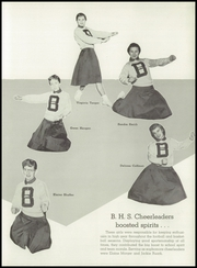 Page 15, 1955 Edition, Burlington Community High School - Pathfinder Yearbook (Burlington, IA) online yearbook collection