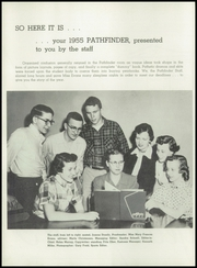 Page 6, 1955 Edition, Burlington Community High School - Pathfinder Yearbook (Burlington, IA) online yearbook collection