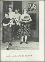 Page 8, 1955 Edition, Burlington Community High School - Pathfinder Yearbook (Burlington, IA) online yearbook collection
