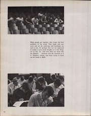 Page 16, 1969 Edition, Burlington Community High School - Pathfinder Yearbook (Burlington, IA) online yearbook collection