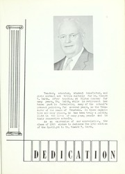 Page 7, 1960 Edition, Peacham Academy - Spotlight Yearbook (Peacham, VT) online yearbook collection