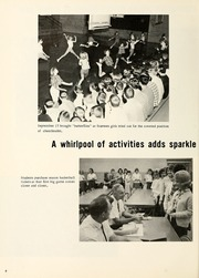 Page 10, 1966 Edition, Summitville High School - Oak Leaves Yearbook (Summitville, IN) online yearbook collection