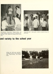 Page 11, 1966 Edition, Summitville High School - Oak Leaves Yearbook (Summitville, IN) online yearbook collection