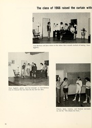 Page 38, 1966 Edition, Summitville High School - Oak Leaves Yearbook (Summitville, IN) online yearbook collection