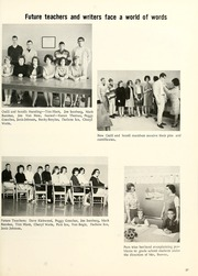 Page 41, 1966 Edition, Summitville High School - Oak Leaves Yearbook (Summitville, IN) online yearbook collection