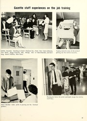 Page 43, 1966 Edition, Summitville High School - Oak Leaves Yearbook (Summitville, IN) online yearbook collection